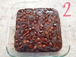brownie haricot 2