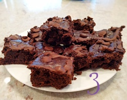 brownie haricot 3