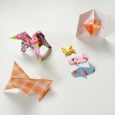 distributeur origamis 8